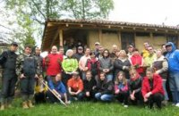 A Straw Bale Center KOPRIVA Constructed by Volunteers from Bulgaria and Abroad